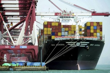 Bất chấp bị áp thuế, Trung Quốc vẫn thặng dư thượng mại kỷ lục với Mỹ