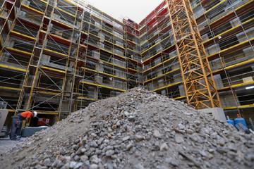 Những công ty xây dựng châu Âu từ thua lỗ, vỡ nợ đến phá sản