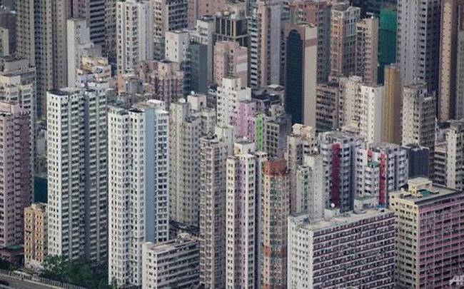 Hồng Kông chìm trong khủng hoảng nhà, xây đảo nhân tạo để có thêm chỗ ở