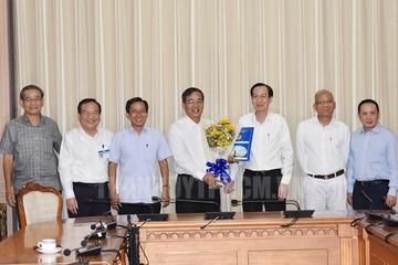 TP HCM bổ nhiệm 2 phó giám đốc Sở Nội vụ