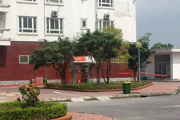 Phát hiện 1 kg thuốc nổ gài trong cây ATM tại toà chung cư ở Quảng Ninh