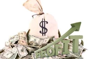 Doanh nghiệp dịch vụ tăng trưởng lợi nhuận nhanh nhất