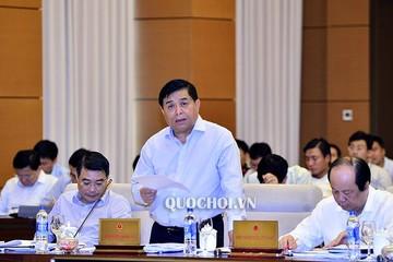 Ủy ban Tài chính, ngân sách đề nghị kiểm điểm trách nhiệm chậm phân bổ vốn