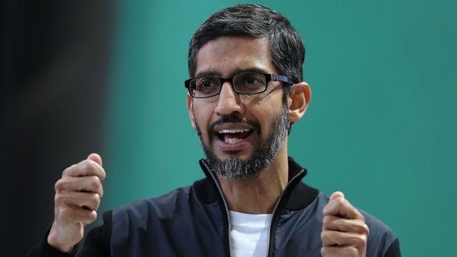 CEO Google lần đầu nói về công cụ tìm kiếm dành riêng cho Trung Quốc