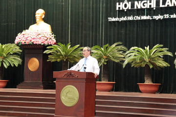 Bí thư Nguyễn Thiện Nhân nói về nhà hát 1.500 tỷ đồng ở Thủ Thiêm
