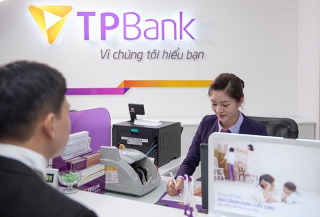 TPBank báo lãi 9 tháng gấp đôi cùng kỳ