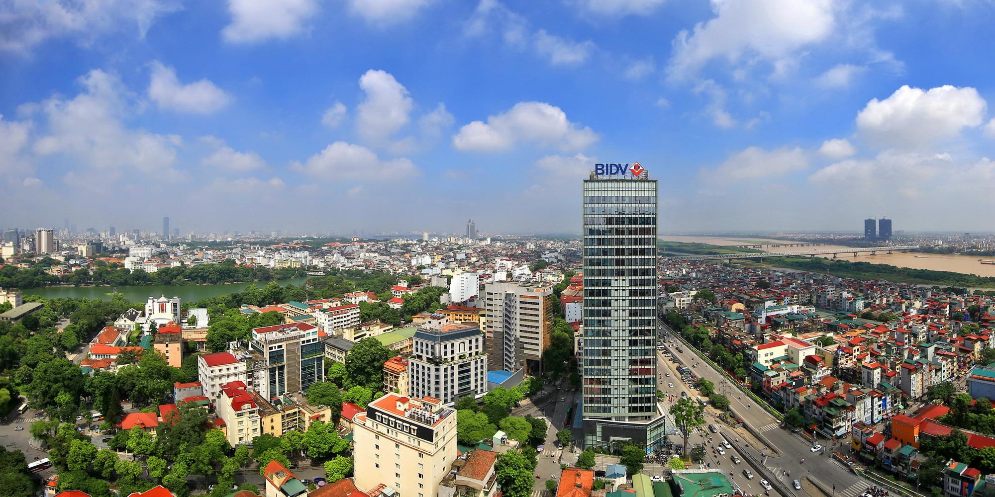 BIDV phát hành 15% vốn cho KEB Hana Bank