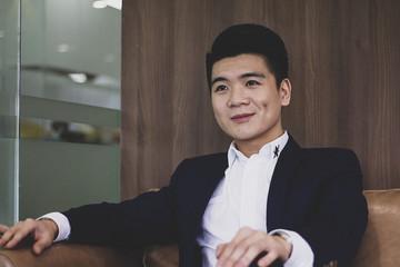 Con trai bầu Hiển: Đã đến lúc tôi trở về Việt Nam