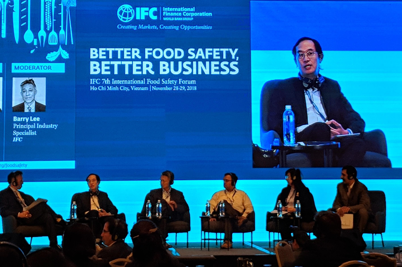 CEO PAN Food hiến kế thúc đẩy kinh doanh từ câu chuyện an toàn thực phẩm