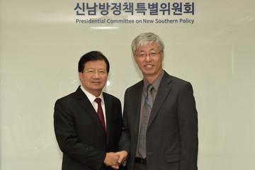 Hàn Quốc sẽ tăng cường nhập khẩu hàng hoá từ Việt Nam