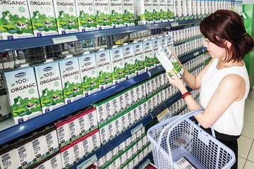 Cạnh tranh trên thị trường sữa tươi: Thắng thua chưa ngã ngũ