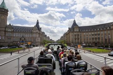 Luxembourg sắp thành nước đầu tiên miễn phí phương tiện công cộng