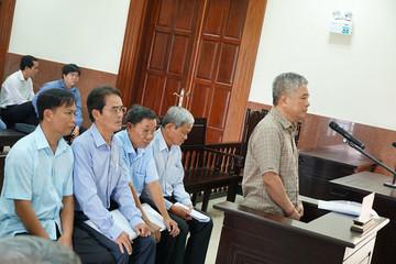 Nguyên Phó Thống đốc NHNN Đặng Thanh Bình xin được hưởng án treo