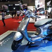 Xe máy điện Vespa Elettrica bán tại Việt Nam vào 2019