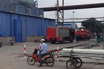Nhà máy thép ở Hải Phòng phát nổ khiến 11 công nhân bị thương