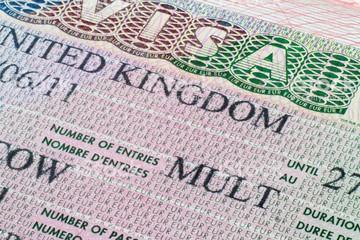 Lo ngại tội phạm, Anh dừng chương trình 'thị thực vàng'
