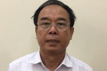 Khởi tố vụ án liên quan khu đất 8-12 Lê Duẩn, bắt tạm giam nguyên Phó Chủ tịch UBND TP HCM Nguyễn Thành Tài