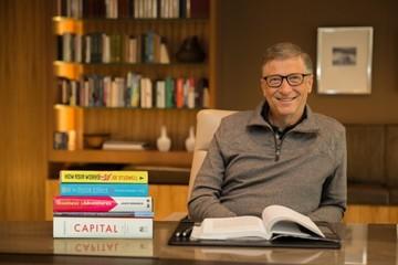 Đây là 5 cuốn sách Bill Gates đọc trong năm 2018