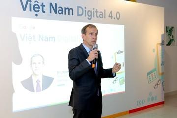 500.000 chủ DN sẽ được Google đào tạo kỹ thuật số qua Digital 4.0