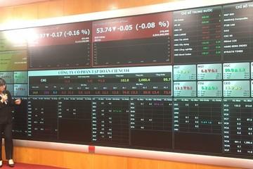 150 triệu cp Cienco 4 chính thức giao dịch UPCoM
