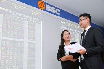 Chứng khoán BSC báo lãi 242 tỷ đồng sau 11 tháng, vượt 21% kế hoạch năm
