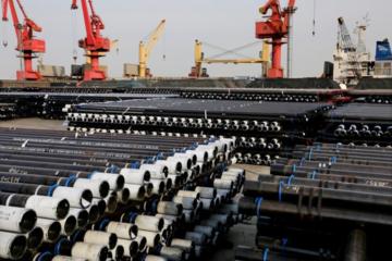 Trung Quốc siết mạnh việc giảm sản lượng, giá thép vẫn giảm