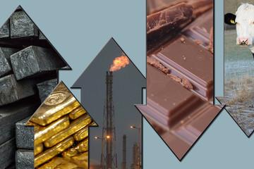 Thị trường hàng hóa 11/12: Vàng, dầu tăng trở lại, thép vẫn giảm sâu