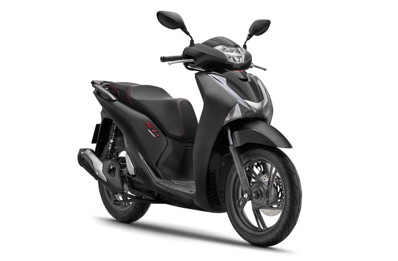 Honda SH150 và SH Mode có phiên bản mới, giá cao nhất 91,5 triệu đồng