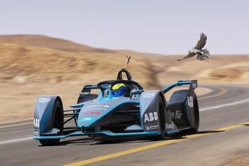 Tay đua F1 đấu với động vật nhanh nhất thế giới