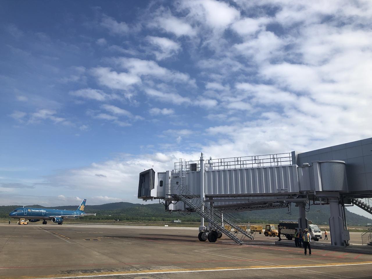 Hoàn thành mở rộng Cảng hàng không Quốc tế Phú Quốc