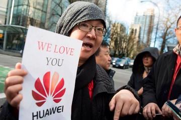 Nguy cơ ngày càng tăng trong vụ bắt CFO Huawei