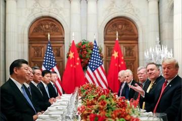 Mỹ chọn 2/3/2019 là ngày tăng thuế với 200 tỷ USD hàng hóa Trung Quốc