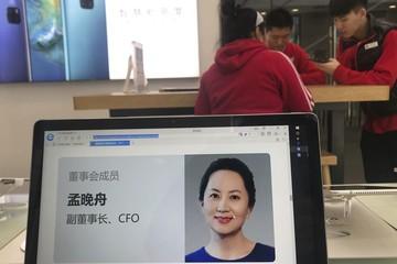 Trung Quốc có thể đáp trả Mỹ như thế nào trong vụ bắt CFO Huawei