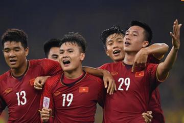 Vietcombank thưởng 1 tỷ đồng nếu đội tuyển Việt Nam vô địch AFF Cup