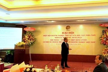 Thấy gì từ112 tỉ USD các nước trong CPTPP đang đầu tư vào Việt Nam