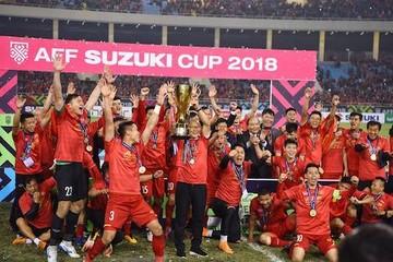 Bão giảm giá, khuyến mại mừng Tuyển Việt Nam vô địch AFF Cup