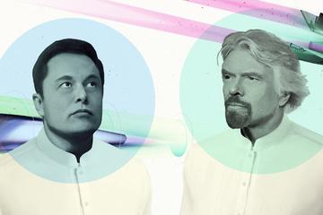 Tỷ phú Richard Branson khuyên Elon Musk đừng làm việc quá sức