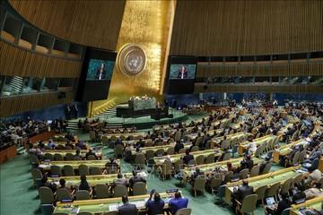 Việt Nam lần đầu tiên trúng cử thành viên Ủy ban Luật Thương mại quốc tế