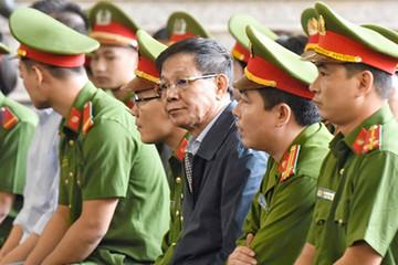 Hai cựu tướng công an Phan Văn Vĩnh, Nguyễn Thanh Hóa không kháng cáo