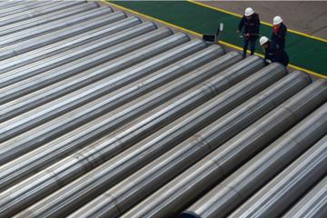 Trung Quốc tiếp tục thu hẹp quy mô ngành thép