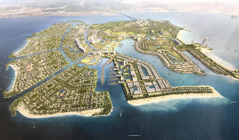 'Chúa đảo' đề xuất mở rộng khu du lịch Tuần Châu thêm gần 1.000 ha
