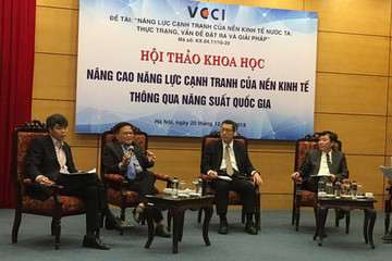 Tăng năng suất của Việt Nam: