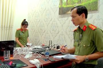 22 người Trung Quốc thuê biệt thự ở Vũng Tàu để làm thẻ ATM giả