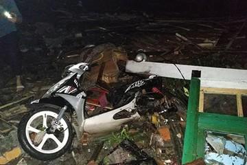 Sóng thần tấn công Indonesia, 168 người thiệt mạng
