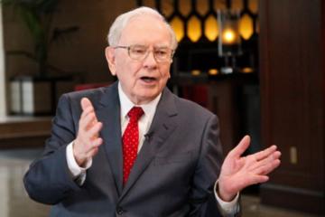 Món quà bí mật trong ví đấu giá của Warren Buffett