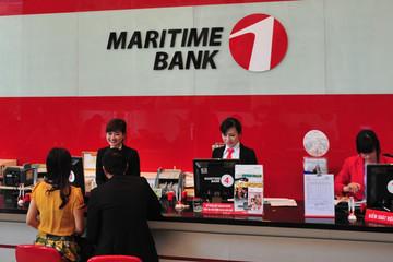 Maritime Bank hoàn tất mua gần 70 triệu cp