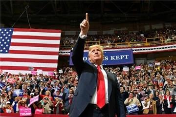 Nhìn lại cuộc bầu cử giữa kỳ lịch sử của Mỹ: Kiểm soát sự bốc đồng của ông Trump