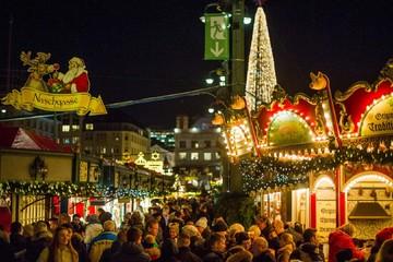 Không khí Giáng sinh khắp nơi trên thế giới