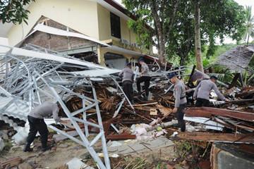 Chính phủ đóng cửa, Mỹ không thể cấp dữ liệu về sóng thần Indonesia