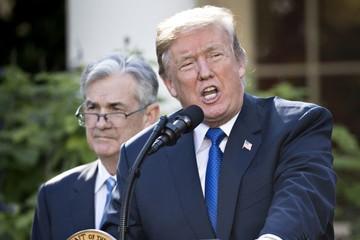 Trump: Fed là rắc rối duy nhất với kinh tế Mỹ
